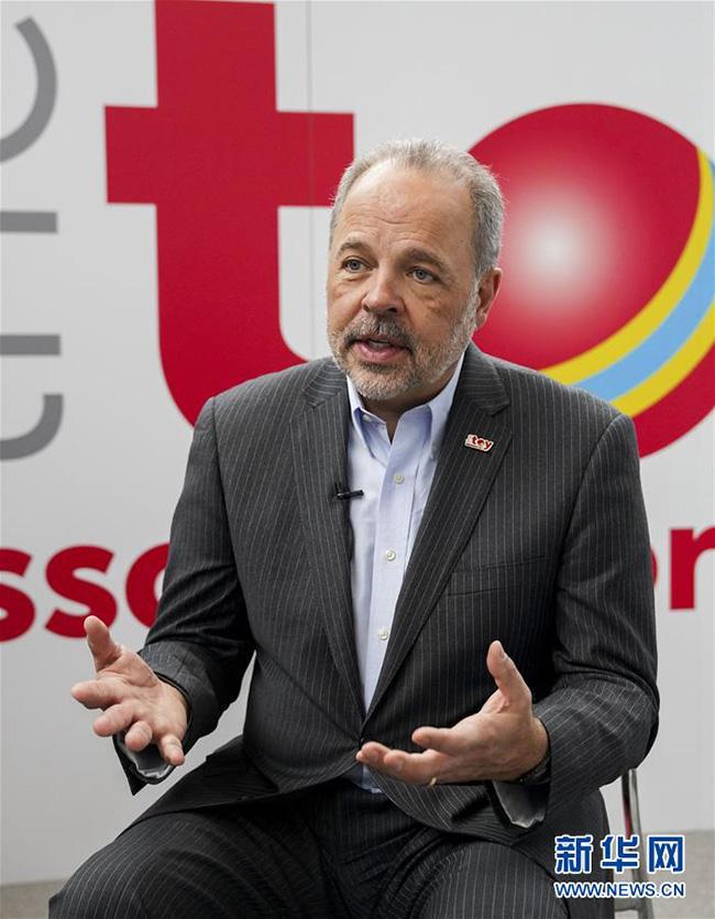 美国玩具协会主席兼首席执行官史蒂夫·帕谢尔布
