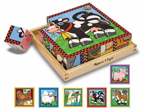 农场魔方拼图,上海特佳蒙儿童用品有限公司