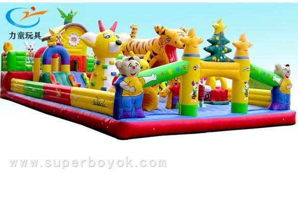 动物主题公园,广州力童康体设备有限公司