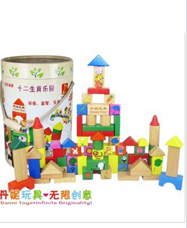 十二生肖积木,浙江丹妮婴童用品有限公司