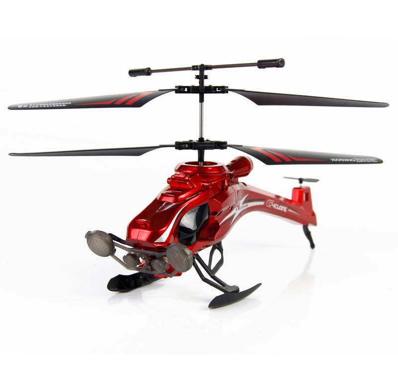 3.5通道带陀螺仪小飞龙直升飞机
