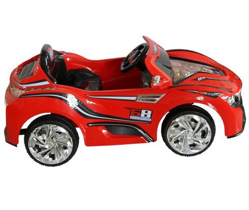 滑雪童儿童四轮电动车