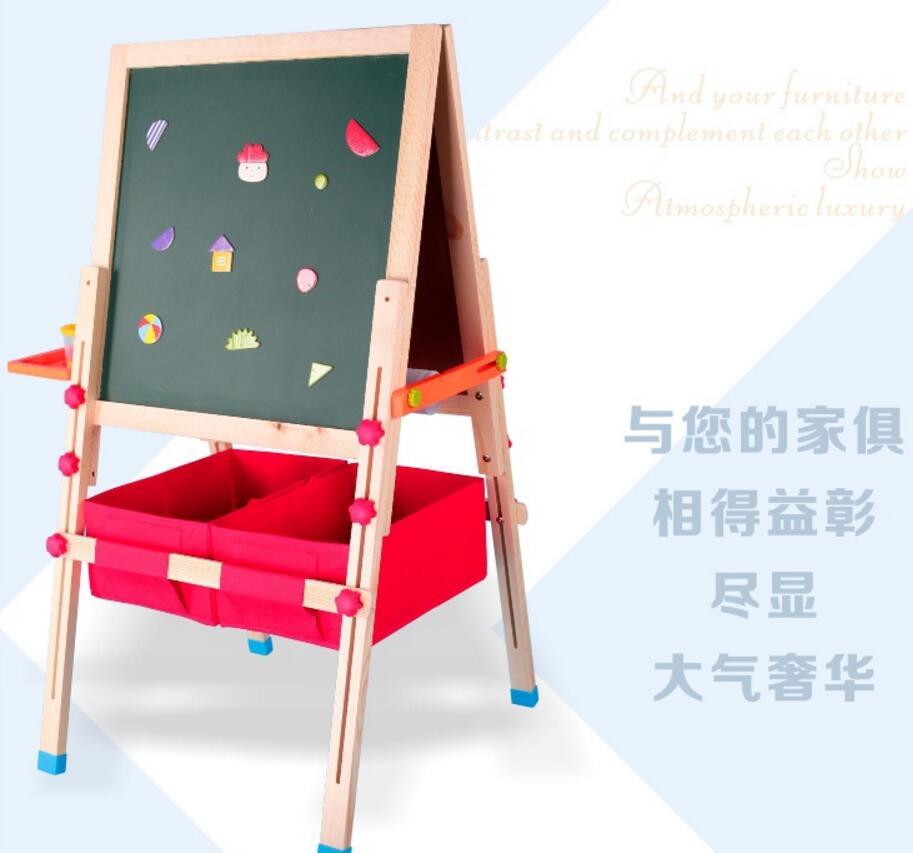 实木画板素描支架绘画板可升降