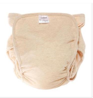 竹纤维可调节尿裤