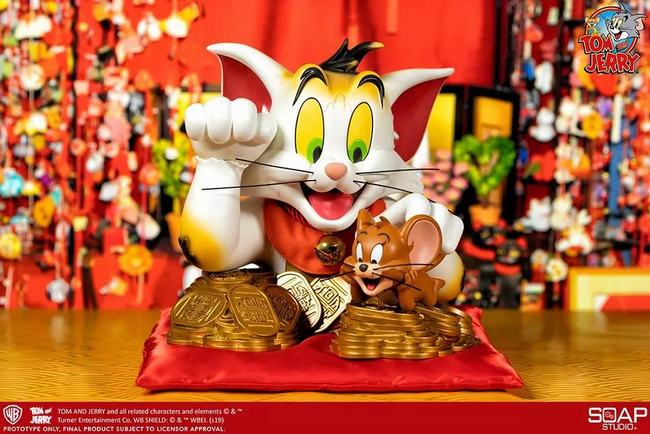 猫和老鼠半胸像(招财猫版).jpg