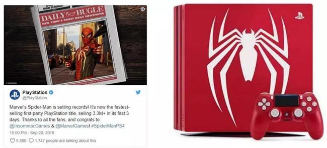《蜘蛛侠》限定版PS4 Pro主机同捆套装.jpg